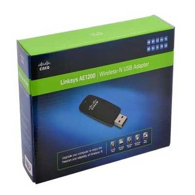 Linksys EA1200 Wireless-N USB Adapter