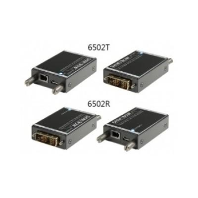 SB-6502T | SB-6502R DVI To Fiber Optic Extender