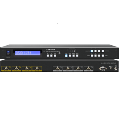 SB-5645LCM (1.3) 4x4 HDMI Matrix Switcher