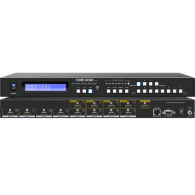 SB-5684LCM (1.3) 8x4 HDMI Matrix Switcher