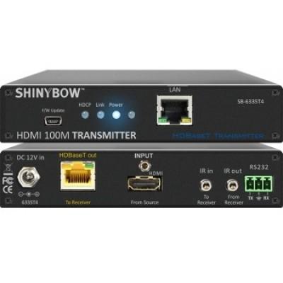 SB-6335T4 | SB-6335R4 HDMI HDBaseT Extender