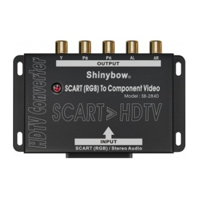 CONVERTER SB-2840 SCART-RGB To COMPONENT-AUDIO