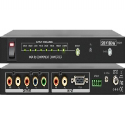 CONVERTER SB-2818 VGA To COMPONENT