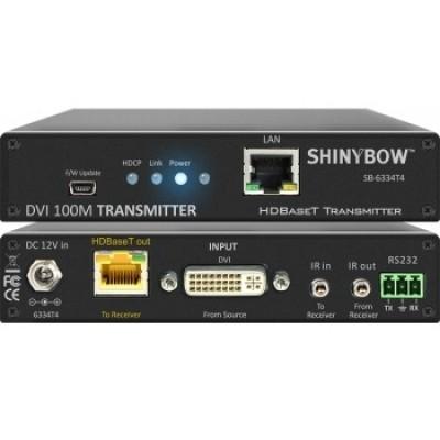 SB-6334T4 | SB-6334R4 DVI HDBaseT Extender