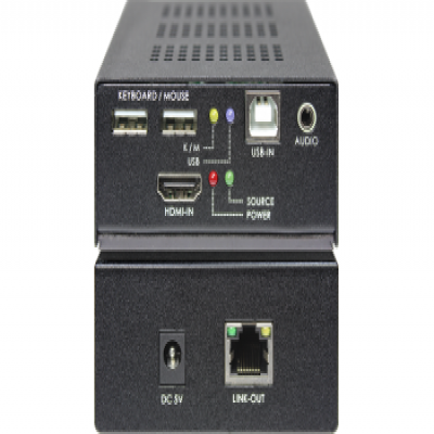 SB-6180T|SB-6180R KVM with Audio CAT.6 Extender
