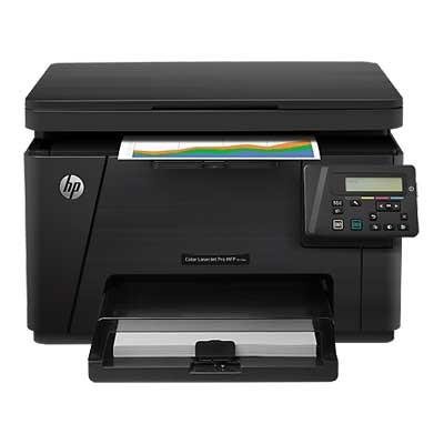HP Color LaserJet Pro MFP M177fw  Printer ( in, scan, copy, Fax ) (CZ165A)