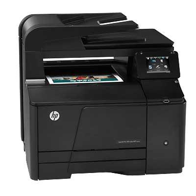 HP LaserJet Pro M276NW Printer ( in, scan, copy , fax ) (CF145A)