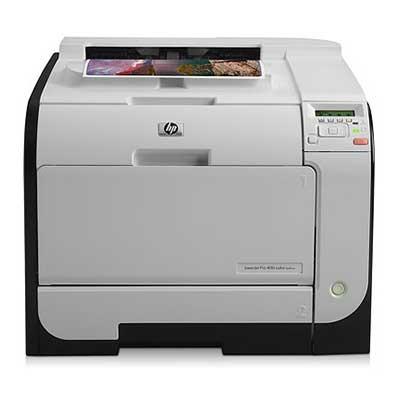 HP LaserJet Pro 400 Color M451NW Printer (CE956A)