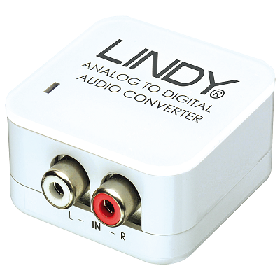 LINDY 70409 - Analogue to SPDIF Digital Audio Converter