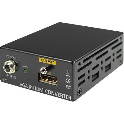 Converter Shinybow SB-6357 VGA Audio To HDMI