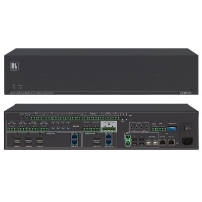 All–in–One Presentation System 8x4 4K60 Kramer VS-84UT