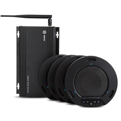 Bộ Micro hội nghị đa hướng Wireless AUCTOPUS DAS