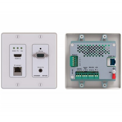 Wall–Plate Auto Switcher and PoE WP-20