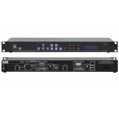 Presentation Switcher | Scaler with Ultra–Fast Input Switching VP-796