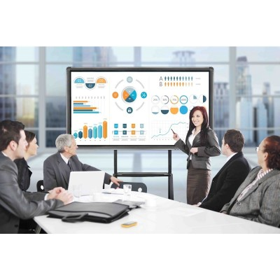 65 Inch Interactive Touch Screen