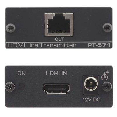 Kramer PT-571 HDMI HDCP 2.2 Compact Transmitter over PoC Long−Reach DGKat
