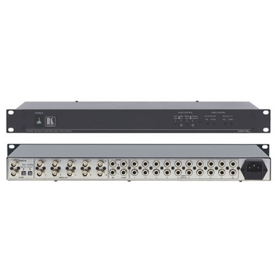 Bộ chia 1-10 và khuếch đại Composite Video - Stereo Audio Kramer VM-10xl
